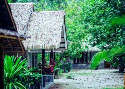 Bananas Bungalows KRABI bedrooms and bungalows 03