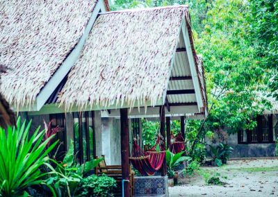 Bananas Bungalows KRABI bedrooms and bungalows 04