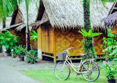 Bananas Bungalows KRABI bedrooms and bungalows 05