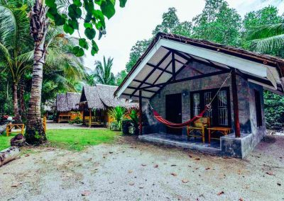 Bananas Bungalows KRABI bedrooms and bungalows 16