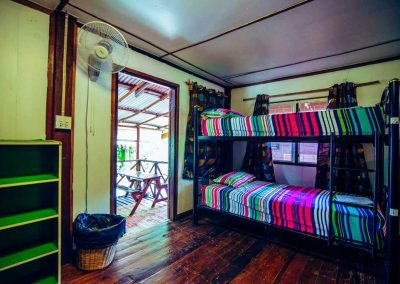 Bananas Bungalows KRABI bedrooms and bungalows 33