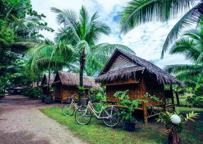 Bananas Bungalows KRABI bedrooms and bungalows 38