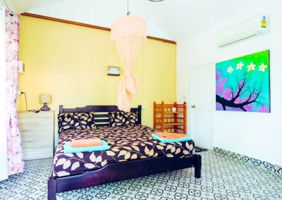 Bananas Bungalows KRABI bedrooms and bungalows 48