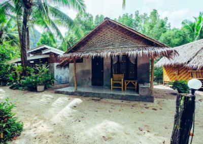 Bananas Bungalows KRABI bedrooms and bungalows 50