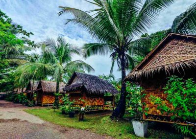 Bananas Bungalows KRABI bedrooms and bungalows 53