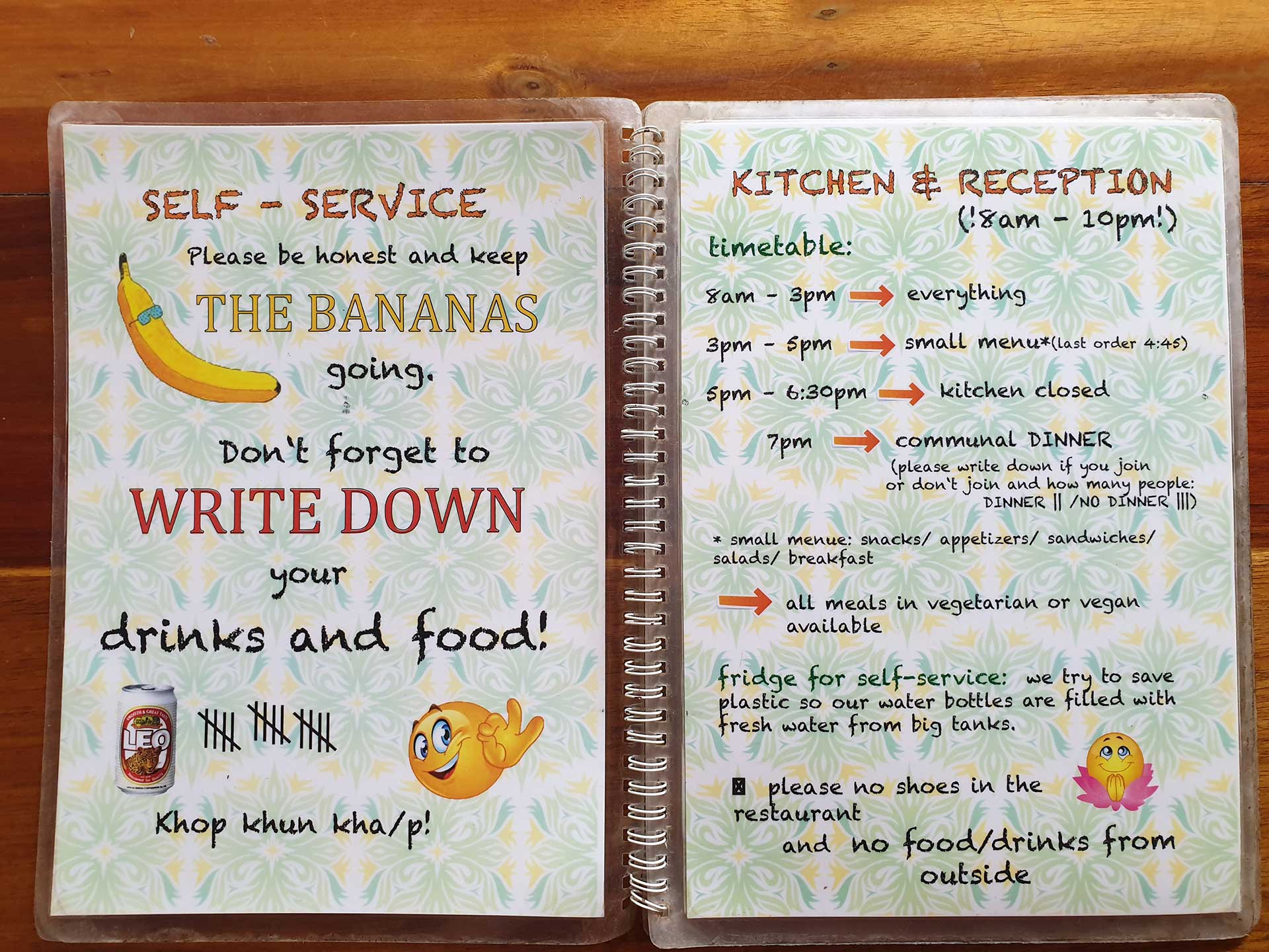 bananas-bungalows-menu-page-1